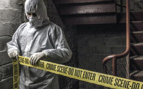 Nettoyage scène de crime